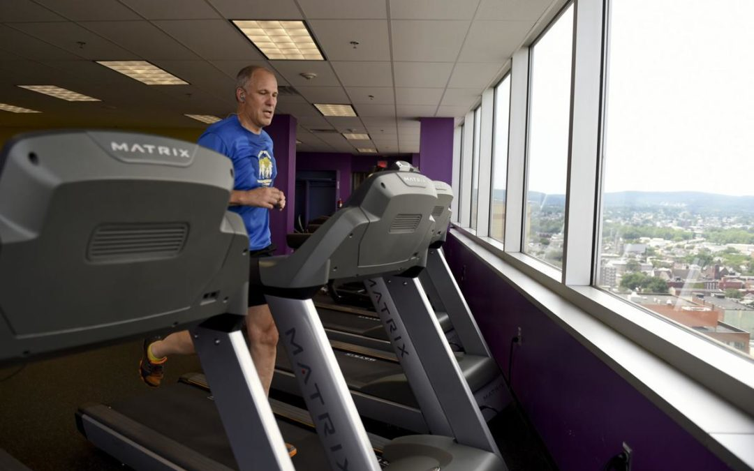 Companies invest in wellness programs to keep morale up and costs down