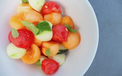 HYDRATION FRUIT SALAD