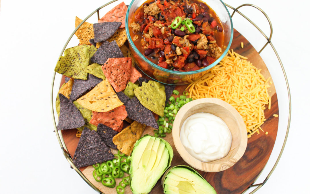 TURKEY CHILI BOARD